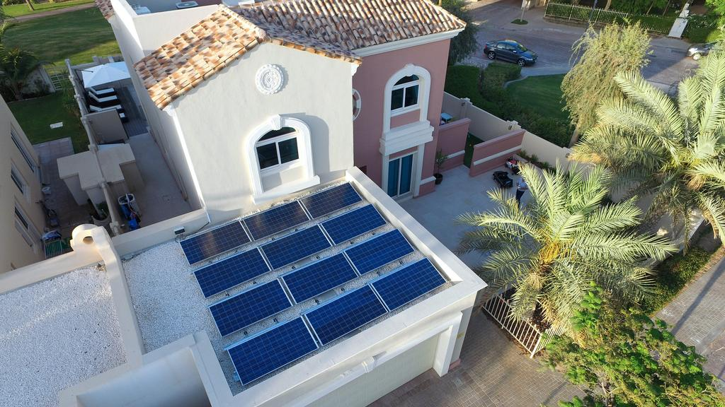 Facts about your solar energy home
